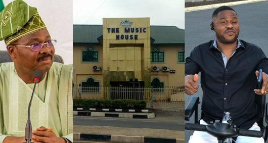 Oyo State Government Begins Reconstruction Of Yinka Ayefele's Demolished Fresh FM Building