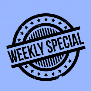 ● A Weekly Special