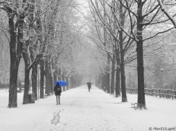I'm singing in the snow... Novara