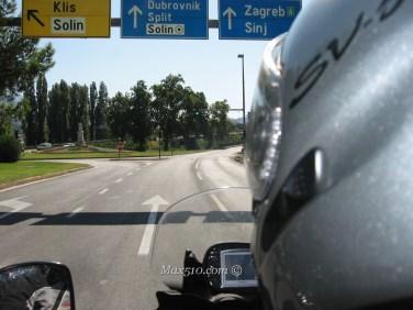 Road to Dubrovnik - Croatia