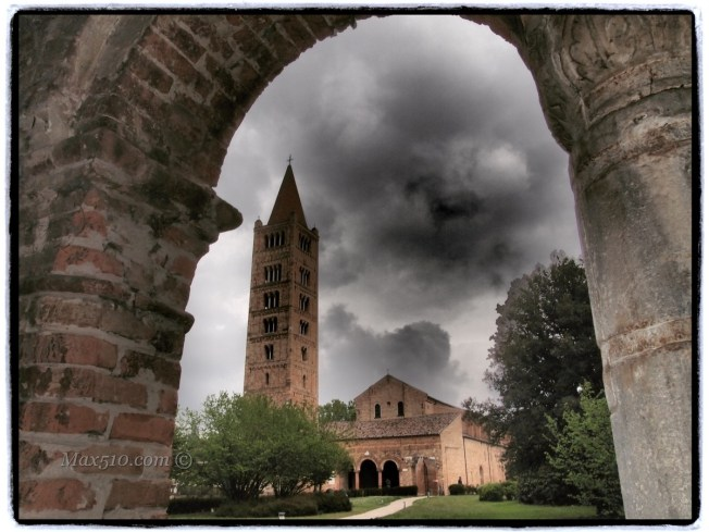 Pomposa Abbey -Italy