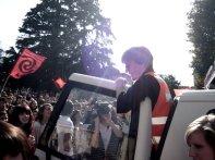 Sciopero studentesco, ottobre 2008