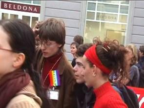 Sciopero studentesco del 21 marzo 2003