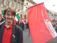 Milano, 25 aprile 2011