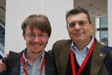 """Con Domenico Moro, autore del """"Nuovo compendio del Capitale"""""""