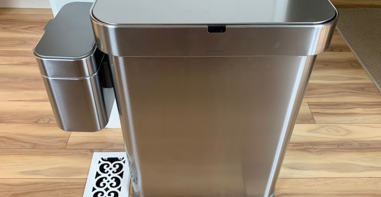 Top 10 Best Simple Human Trash Can Black Friday Deals 2021