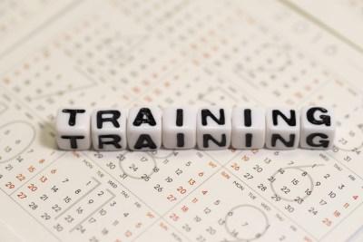 トレーニング スケジュール