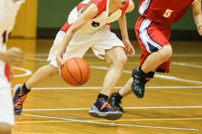 バスケ ガードの選手