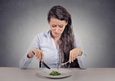 食事制限をする人