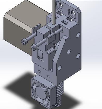 Extruder Concept 2