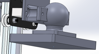 Build Plate Prototype SLA