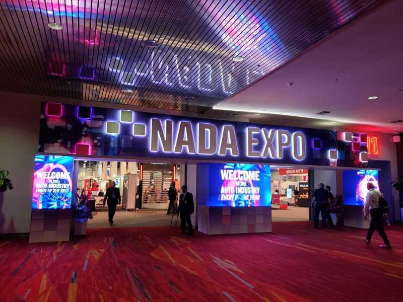 NADA 2020 Entrance - MAX Digital