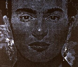 Frida Khalo by Max Eberle
