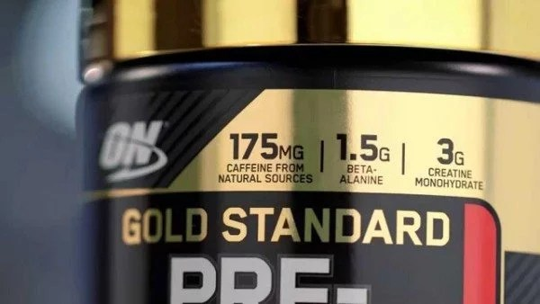 Optimum Nutrition Pre-Workout is a popular choice for good reason.