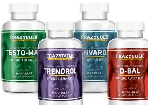 Recommended muscle building supplements