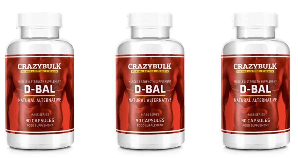 d-bal alternative legal steroid