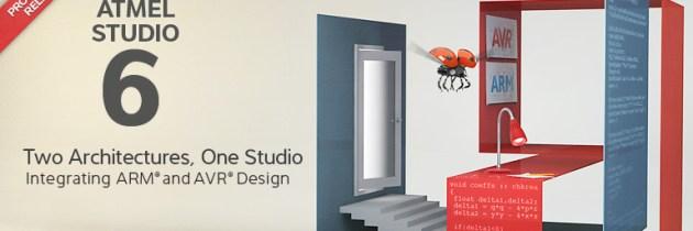 Using Atmel Studio 6