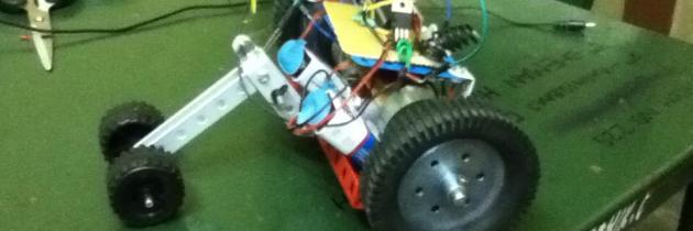 Making an RF Car