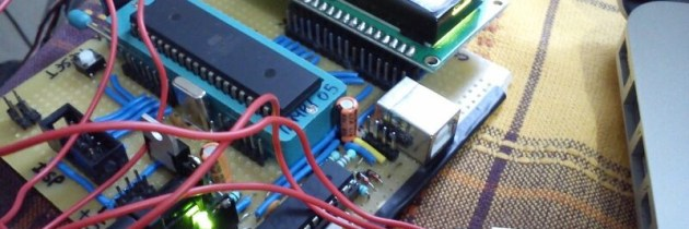 The USART of the AVR