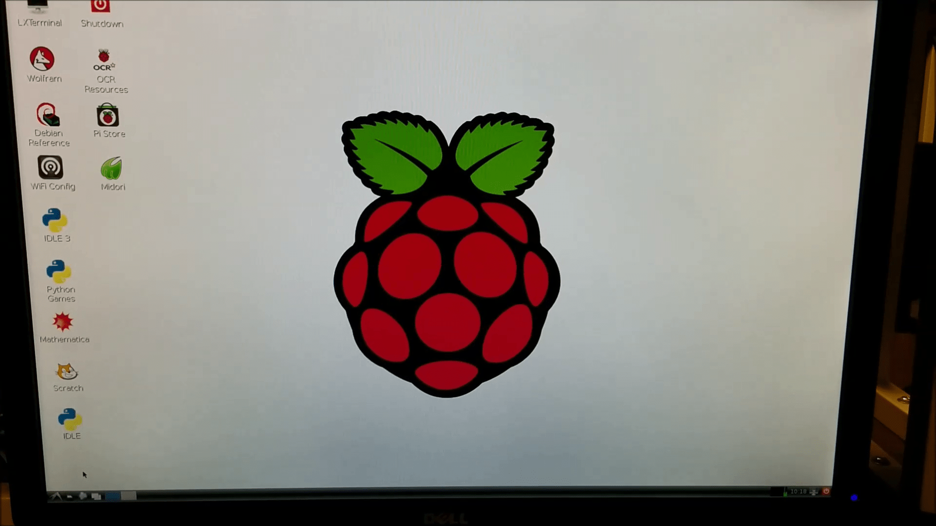 LXDE Desktop Raspberry Pi