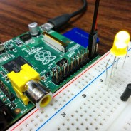 Using the Raspberry Pi GPIO with Python