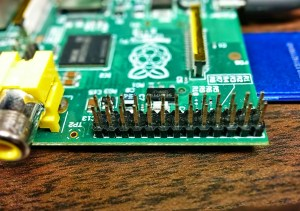 Raspberry Pi Model B GPIO