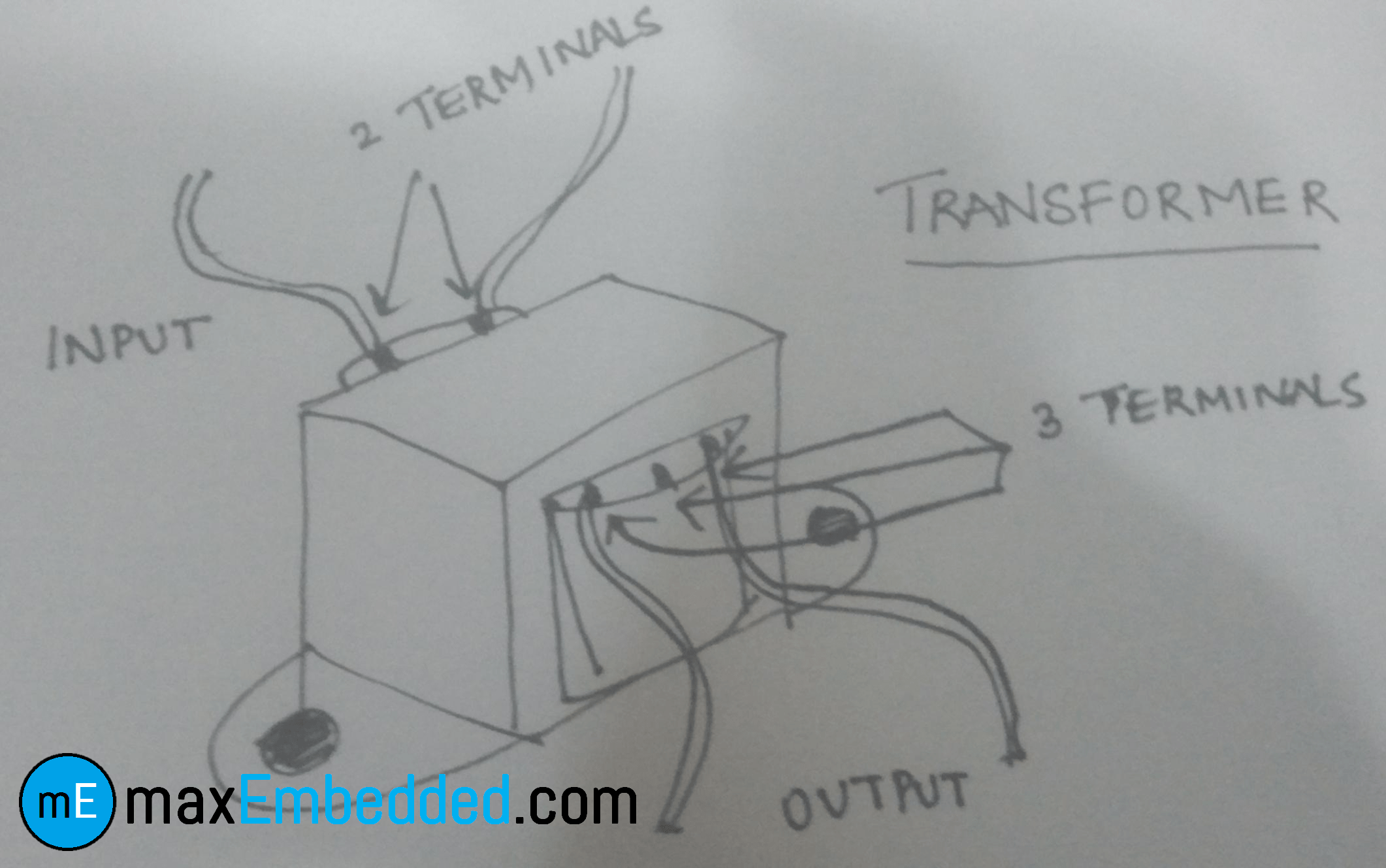 how to build your own power supply  maxembedded i o terminals of a transformer