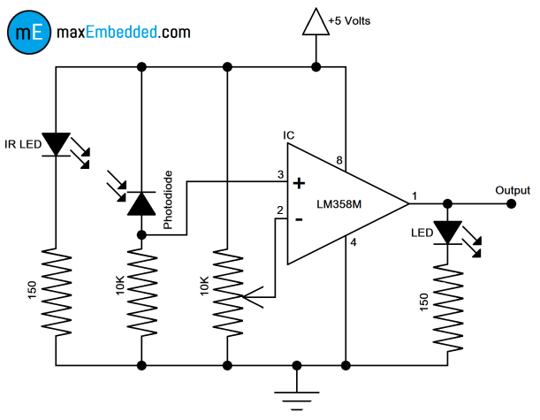 how to build an ir sensor  u00bb maxembedded