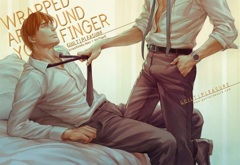 {GuiltPleasure} Wrapped Around Your Finger