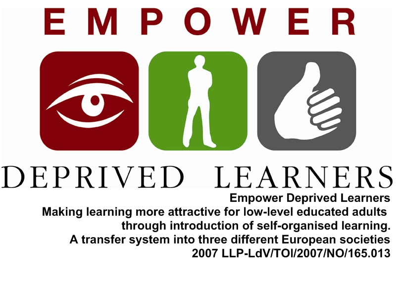 Empower deprived learners