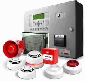 Fire Alarm Systems  Maximum Fire & Security