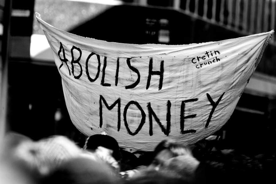 Image result for abolish money