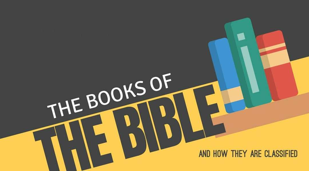 009 – The Books of the Bible and Their Classifications