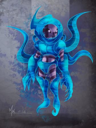 Aron_Water Spirit Form