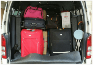 Book Maxicab 9 Seater for Airport Transfers