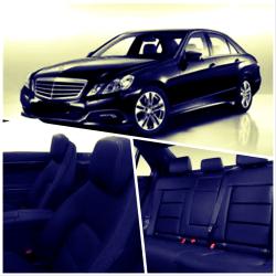 limousine cab 4 seater