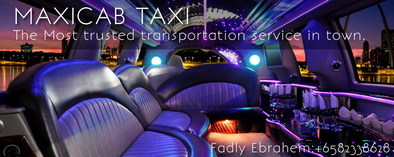 Maxi Cab Taxi