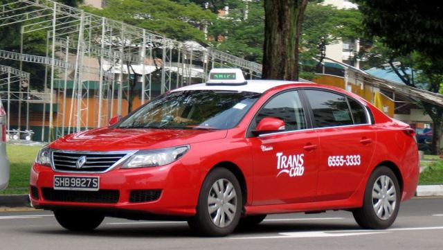 TransCab Renault1 300x169 How many taxi companies are there in Singapore?