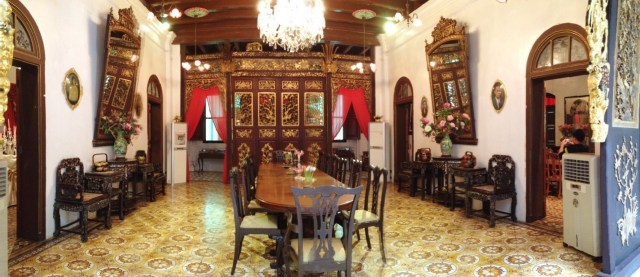%name Peranakan Museum in Singapore