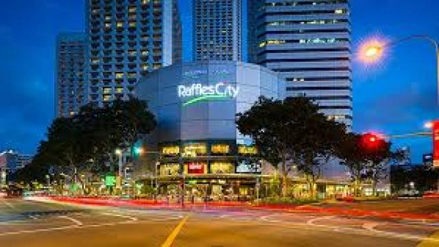 download 4 3 Raffles City Shopping Centre in Singapore