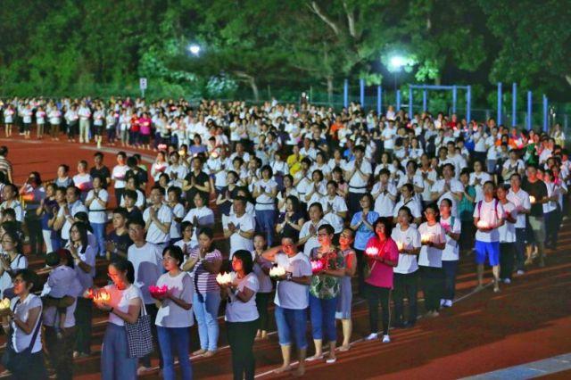 budda. 300x200 Visak Day In Singapore 2020