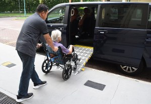 wheel 1 300x207 2020 Top 5 Cheapest Wheelchair Transport Service in Singapore