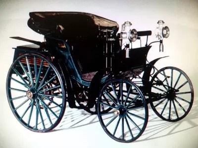 Victoria Benz 1893