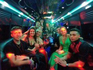Boston Prom Party Bus Rental