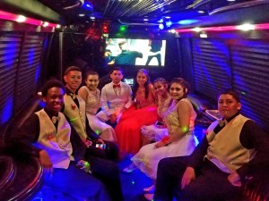 Quinceanera - Party Bus