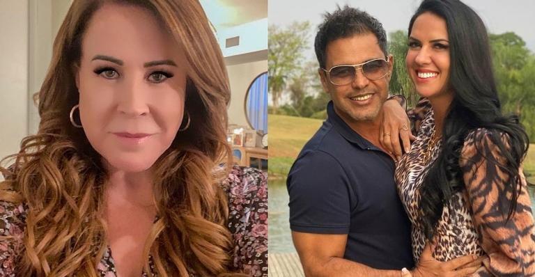 Máxima · Zilu Godoi desabafa sobre traição de Zezé Di Camargo e faz  revelação: ''Quem pediu o divórcio fui eu''