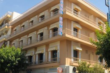 Отель  CENTRAL HOTEL — Греция (Лутраки) 🇬🇷