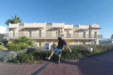 В отеле  CONCORDE EL SALAM — Египет 🇪🇬