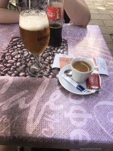 Французский кофе ☕️ брейк
