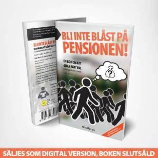 Bild på Bli inte blåst på pensionen i 3d, SÄLJES SOM DIGITAL VERSION!